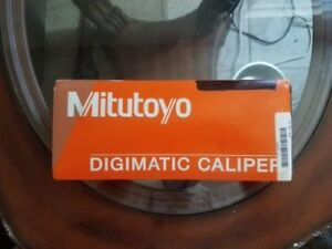 Mitutoyo 500 160 30 Advanced Onsite Sensor Absolute Scale Digital Caliper 0 6