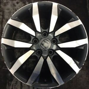 Honda Civic 2009 2010 2011 2012 2013 2014 63996 Aluminum Oem Wheel Rim 17 X 7