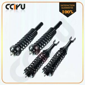For 1996 2000 Honda Civic 4 Quick Loaded Complete Struts Coil Springs Assembly