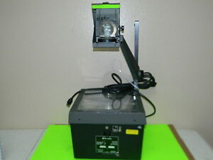Bell Howell Model 3890 Overhead Projector Tested Working
