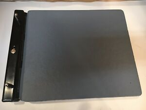 Wilson Jones Nomad Vinyl Guarded Post Binder 22665n With Ledger Paper A51 182