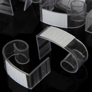 100 Super Large Table Skirt Clips Genuine Velcro Fits Table 1 1 2 To 2 1 2
