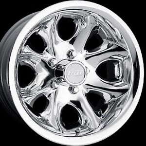 15x10 American Eagle 1189 Series Aluminum Wheel 5 4 75 Bc Old School