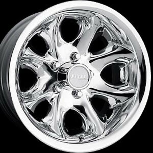 15x8 American Eagle 1189 Series Aluminum Wheel 6 4 5 Bc Old School