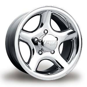15x8 American Eagle 639 Series Aluminum Wheel 6 5 5 Bc Old School