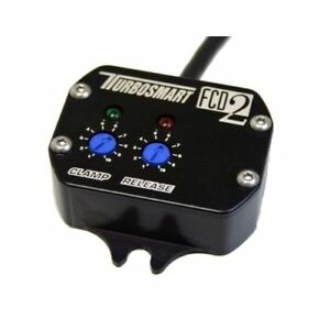 Turbosmart Ts 0303 1002 Fcd 2 Electronic Boost Fuel Cut Defender Black Anodized