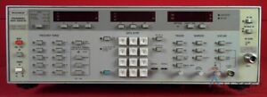 Wilton 6647a 40 03 Sweep Generator 10mhz To 18 6ghz