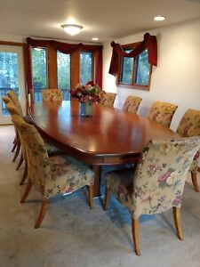Beautiful 12 Solid Wood Conference Room Table