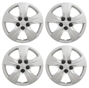New 2016 2017 Chevrolet Cruze 15 Hubcaps Wheelcover Bolt On Set Of 4