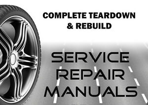 Chevrolet Impala 2006 2007 2008 2009 2010 Service Body Shop Repair Manual Cd