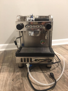 La Cimbali M21 Jr Dt 1 espresso Machine Excellent Value Free Shipping In Us