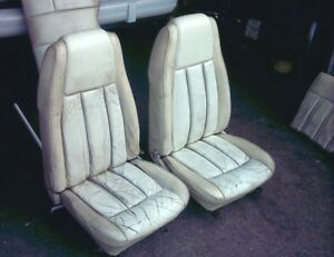 69 70 Mercury Cougar Xr7 Ford Boss Mustang Convertible Bucket Seats
