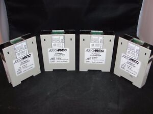 Axiomatic Ic dr 13 Current Converter Lot Of 4