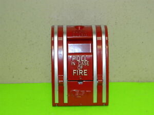 New Est Siga 270l Fire Alarm Pull Station l Local Alarm