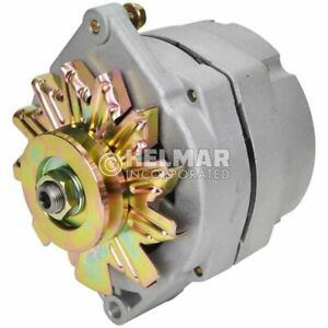 Forklift Clark Alternator 2383064 new 12 Volt 63 Amp Gm Waukesha Engine
