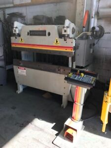 1997 Accurpress 7305 Cnc Hydraulic Press Brake 1904