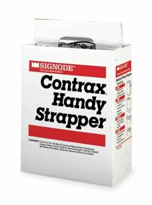 Signode Strapping Kit Plastic 2500 Ft L Handy Strapper With Seals