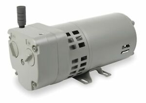 Thomas Industries 1 3 Hp Vacuum Pump 291306