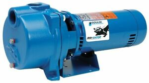 Goulds Water Technology 1 1 2 Hp Centrifugal Pump 115 230 Voltage 1