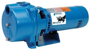 Goulds Water Technology 3 Hp Centrifugal Pump 208 230 460 Voltage 1 1 2 Inlet