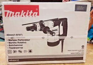 Makita Hr4041c 1 9 16 inch Rotary Hammer Spline New Free Shipping