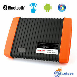 Automotive Full System Diagnostic Scan Tool Obd2 Code Reader Android Car Scanner