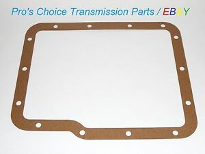 Gm Gmc Chevrolet Aluminum Powerglide Transmission Neoprene Oil Pan Gasket All