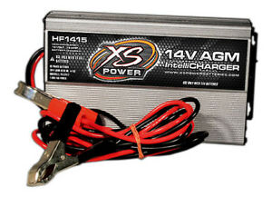 Xs Power Battery 14v Agm Intelliccharger Battery Charger P N Hf1415