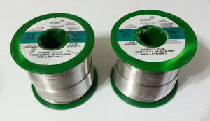Kester Solder Lead Free 062inch K100ld Eutectic Tin copper 24 9574 1400 2lb New