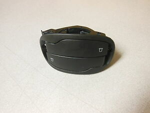 2000 2006 Ford Taurus Rear Center Console Dual Cup Holder Oem