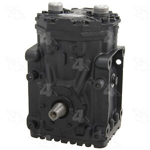 4 Seasons 57068 Reman York 209 210 Compressor W O Clutch