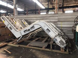 Used Fmc Food Tech 14 Bucket Elevator Conveyor Approx 9 Lift 7 Reach