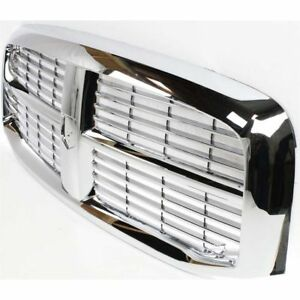 New 2006 2009 Grille Front For Dodge Ram 1500 2500 3500 Ch1200281