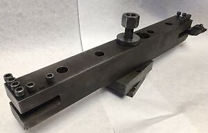 Huge Tool Holder For Indexable Tool Metal Lathe Tooling 24 X 3 X 2 5