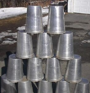 Ready To Use 20 Maple Syrup Sap Buckets Square Lids Covers Taps Spouts Spiles