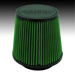 Green Filter 7165 Performance Green Air Filter 3 75 Dia