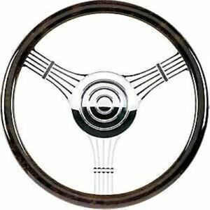 Billet Specialties 30925 14 Steering Wheel banjo Pattern