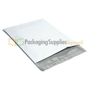 1500 12x15 5 Poly Mailer 2 5 Mil Returnable Mailing Packaging Envelope Bags