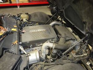 Engine 2007 Pontiac Solstice 2 0l Motor With 36 784 Miles