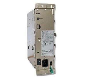 New Panasonic Kx tda0103 Hybrid Ip Pbx L type Power Supply
