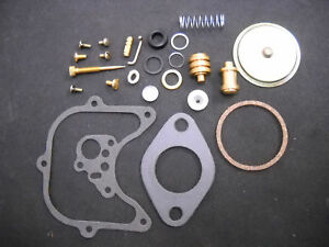 Ford Tractor Carburetor Holley Kit 2000 3000 3600 4000 1965 1981 Ckpn9590b Hck02