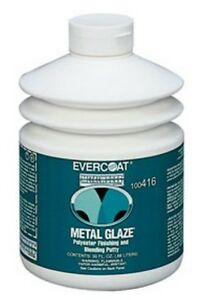 Metal Glaze 30 Oz Fib 416 Brand New
