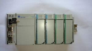 Allen bradley Compact Logix 5330 System Processor controller Io Assembly