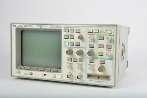 Hp Agilent Keysight 54645d 2 channel 100mhz Mixed Signal Oscilloscope As is