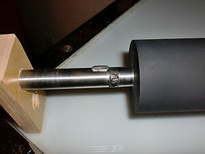 12x18 Chandler Price Roller Rubber Letterpress Printing Press 12x18 C p Roller