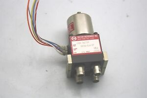 Sector Microwave Sm7bh b1h 57 Rf Coax Switch Relay Dpst Dc 1ghz I l