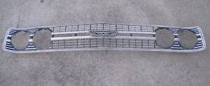 1968 Ford Torino Ranchero Fairlane Grille With Emblem