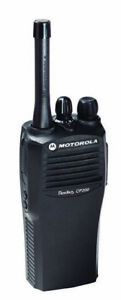 Motorola Cp200 Two Way Radio Uhf 438 To 470 Mhz 4 Channel