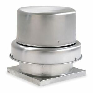 Dayton Exhaust Vent 20 In 7a417