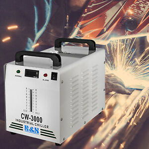 Usa S a 220v Cw 3000dg Industrial Water Chiller For 60w 80w Cnc Laser Engraver